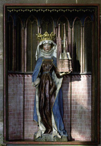Postkarte: Französische Elisabeth