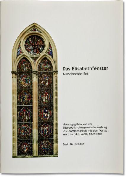 Elisabethfenster Ausschneideset mit pädagogischer Anleitung